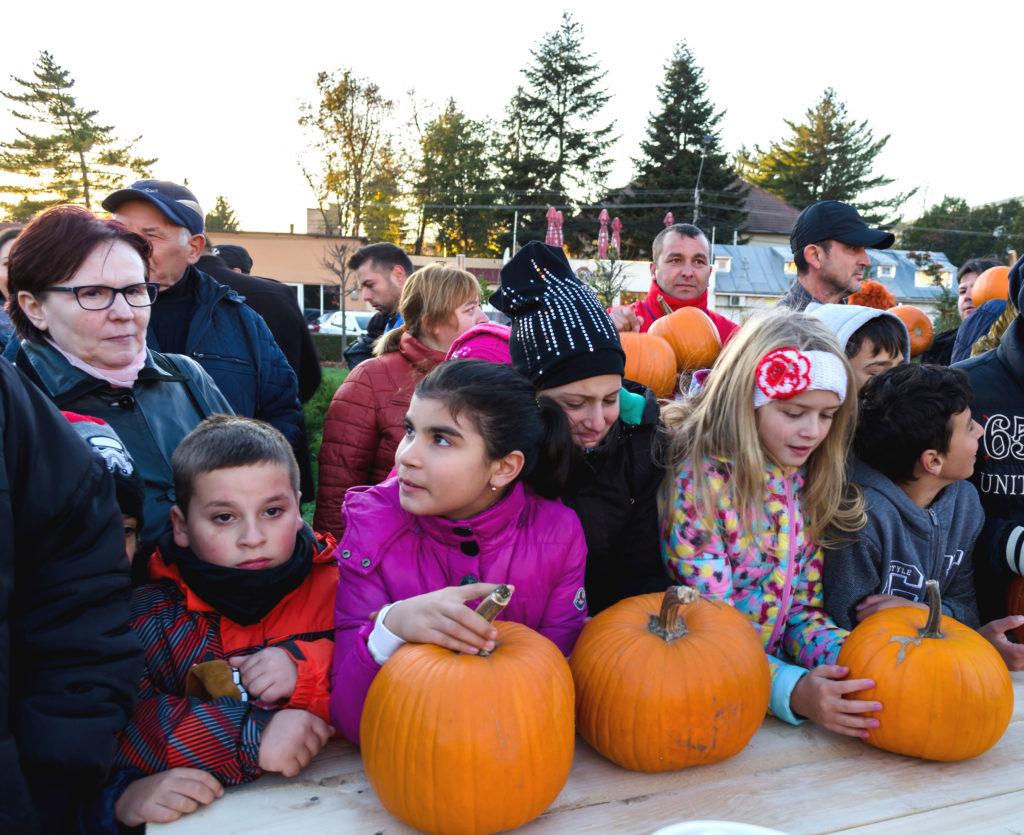 """peste 150 de participanți la sărbătoarea de halloween """"made tsd"""
