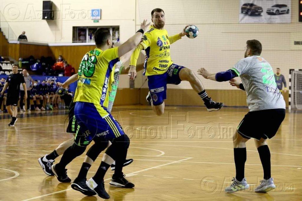 Potaissa are trei fantastici convocați la Echipa Națională de Handbal a României